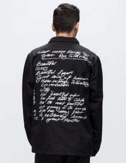 Pleasures By Sid Coach Jacket Picture