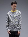 CARVEN Ginkgo Pattern Sweatshirt Picture