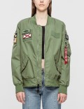 Alpha Industries W L-2B Flex Jacket Picutre