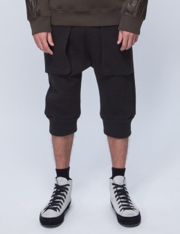 HELMUT LANG Cropped Sweatpants Picture