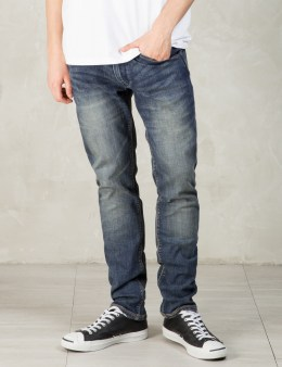 Levi's Denim 511 Aged Heritage Double Stitch Jeans Picture