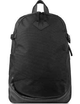 IISE Black Minimal Tech (20L) Backpack Picture