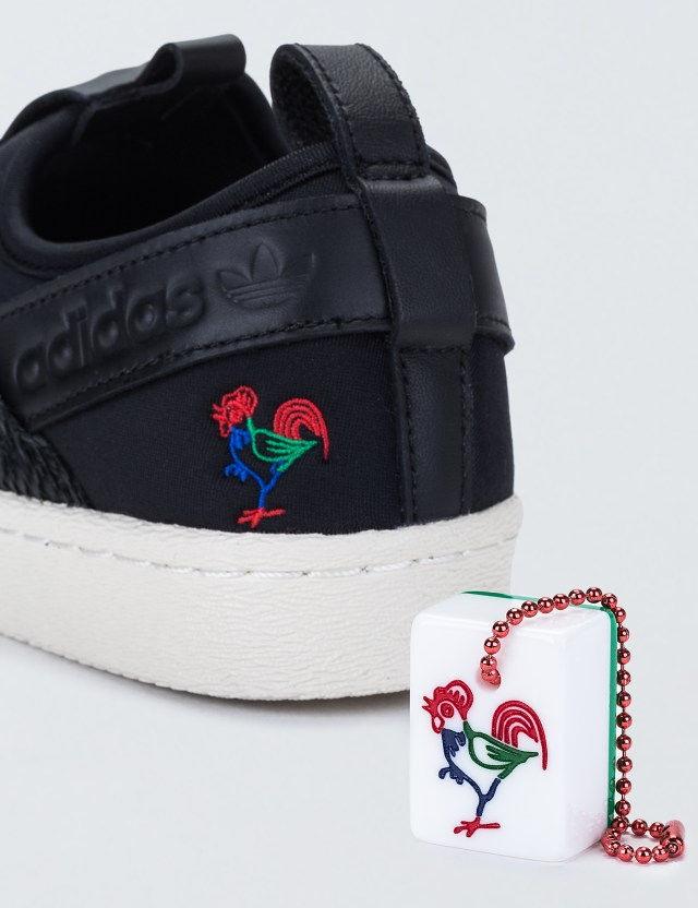 adidas Originals Superstar Slip On W - Rooster Edition