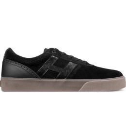 HUF Black/Ostrich Choice Shoes Picture