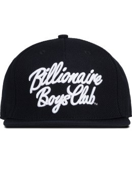 Billionaire Boys Club Script Logo Snapback Picture