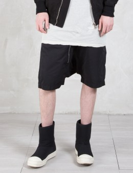 Rick Owens Drkshdw Aircut Shorts Picture