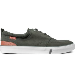 HUF Dark Grey/Amber Ramondetta Pro Shoes Picture