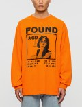 Pleasures Found L/S T-Shirt Picture