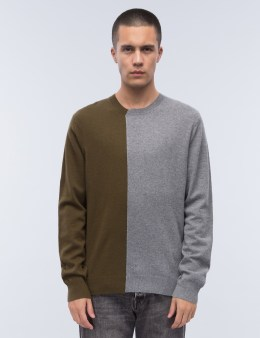 PS by Paul Smith Two Tone Sweater Picture