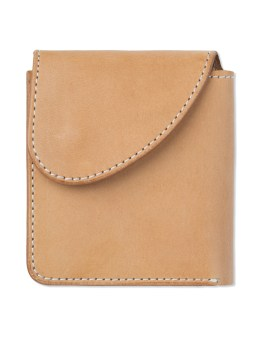 Hender Scheme Natural Leather Wallet Picture