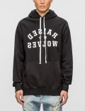 Raised By Wolves Mirror Hoodie Picutre