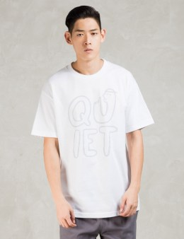 The Quiet Life White Otso T-shirt Picture