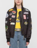 Gcds Patch Bomber Jacket Picutre