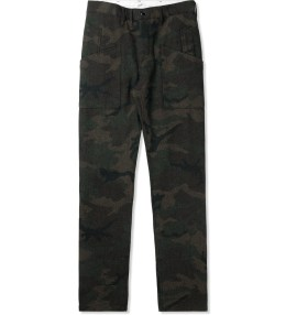 GARBSTORE Camouflage Rydal Lodge Suit Pants Picture