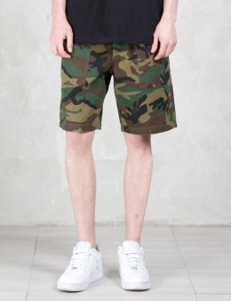 Stussy Military Shorts Picture