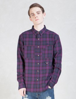 10.DEEP Dvsn Flannel Shirt Picture