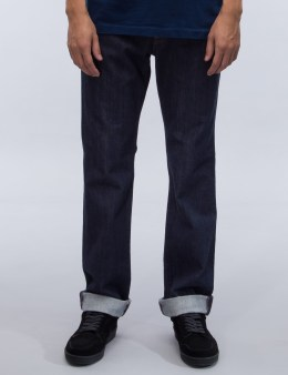 BLUE BLUE JAPAN Okura Regular Jeans Picture