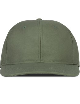 wings + horns Reverse Twill 6 Panel Cap Picture