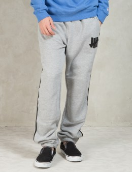 UNDEFEATED Grey Heather Right Fielder Sweatpants Picture