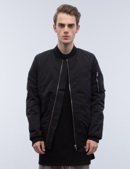 Rick Owens DRKSHDW Giacca Fight Jacket Picture