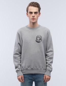 Billionaire Boys Club New Helmet Sweatshirt Picture