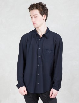 Opening Ceremony Spot Stretch Pique Dolman L/S Shirt Picture