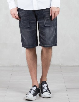 Denim by Vanquish & Fragment Corduroy Short Pants Picture