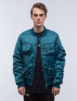 Daily Paper Tiel Fishing Bomber Jacket Picture