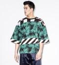 MSGM Green Maglia S/S Sweater Picture