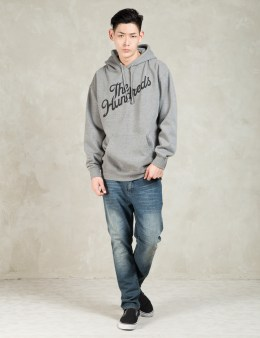 The Hundreds Grey Forever Slant Pullover Picture