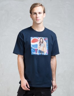 The Hundreds The Hundreds X Pepsi 2000's T-Shirt Picture
