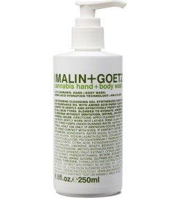 (MALIN+GOETZ) Cannabis Hand + Body Wash 250ml Picture