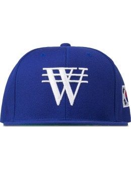 8MM Blue Won Snapback Picture