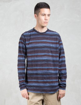 Norse Projects Niels Jacquard L/S T-Shirt Picture