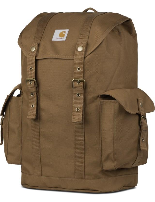 Carhartt Work In Progress Brown Tramp Backpack