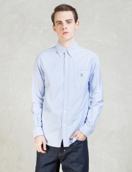 Billionaire Boys Club One Point Oxford Shirt Picture