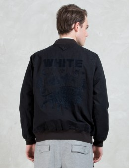 White Mountaineering Buffalo Embroidered Blouson Picture