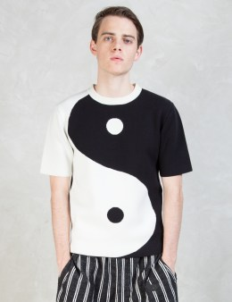 XANDER ZHOU Tai Chi Knitted Sweater Picture