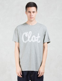 CLOT Clot Rope Logo S/S T-Shirt Picture