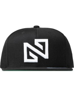 NONAGON Basic N Symbol Embroidery Snapback Picture