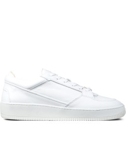 ETQ White Low Top 3 Sneakers Picture