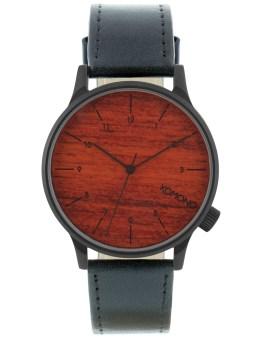 KOMONO Black Wood Winston Watch Picture