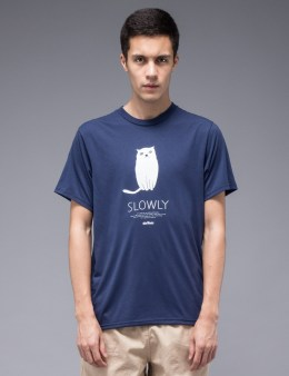 "Wild Things ""Cat"" S/S Coolmax Print T-Shirt Slowly Picture"