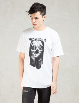 Black Scale White Thorn Shroud T-shirt Picture