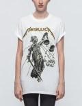 TOUR MERCH Metallica Justice T-shirt Picutre