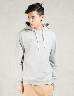 Kinfolk Grey Beacon Pull-over Hoodie Picture