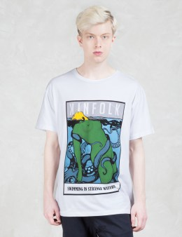 Kinfolk Strange Waters S/S T-shirt Picture