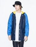Kommon Universe Navy Blue Magnitude Anorak Jacket Picture