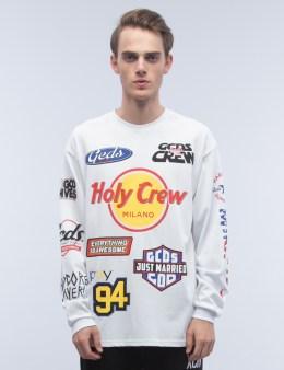 GCDS Nascar L/S T-Shirt Picture