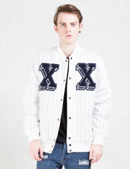 10.DEEP Double X Varsity Jacket Picture